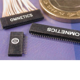 Nano Single Row Connectors NPS Series (male) by Omnetics Connector Corp.