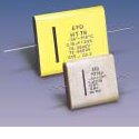HT78P (axial) High Voltage Capacitors by Exxelia Techologies [Eurofarad]