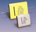 HT78P (axial) High Voltage Capacitors by Exxelia Techologies [Eurofarad]