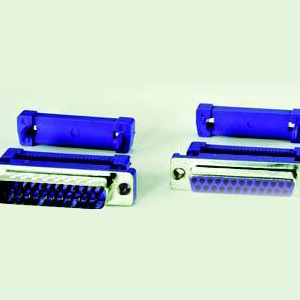 DF Series IDC Ribbon Cable D-Sub Connectors by Northern Technologies