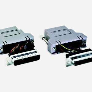 RS232 Modular Adaptors 130 Series with Internal Shield by Northern Technologies