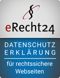 eRecht24 - Data privacy - for legal websites
