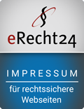 eRecht24 - Imprint - for legal websites
