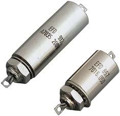 FT100 EMI/RFI Filters T Type