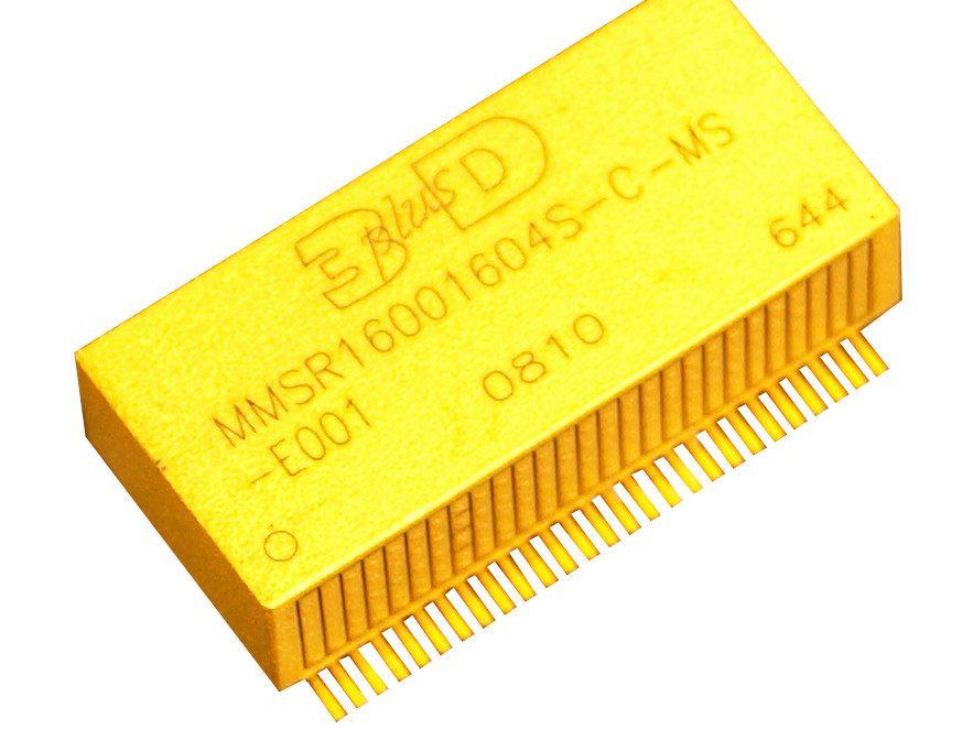 SRAM Space Grade Radiation Tolerant Memory Stacks