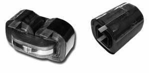 Aluminium foil winding components
