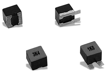 H01 Series Miniature Fixed Chip Inductors