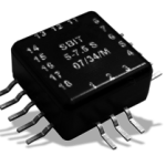 SBIT x 7.5 S Dual staked MIL-STD 1553 Interface Transformers