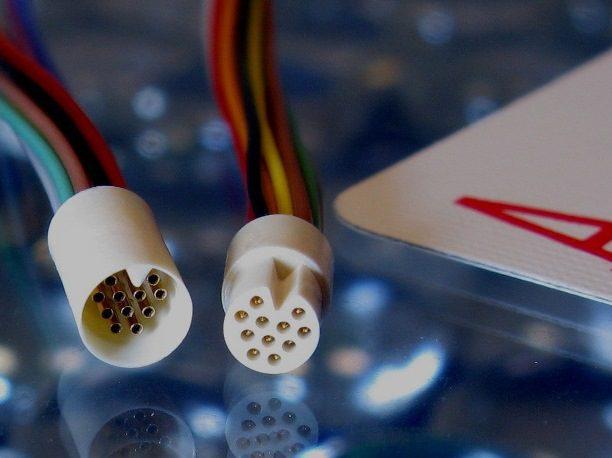 Nano Plastic Circular Connectors