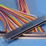 Single Row Bi-Lobe® Nano D Connectors (male)