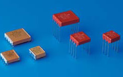 CNC 253P to 255P & 253N* to 255N* Ceramic Chip Caps Class 2