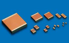 CNC Middle Voltage SMD Ceramic Chips Capacitors