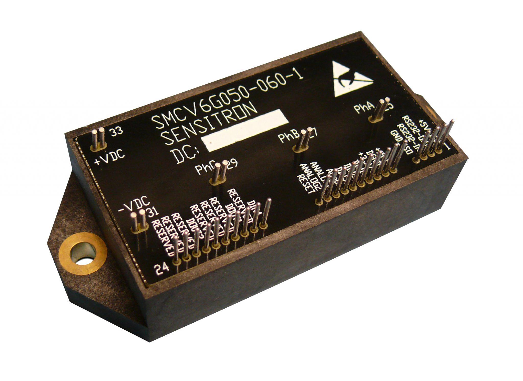 SMCV6 FOC-Sensorless Digital Vector Motor Drive