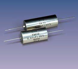 TM72 (axial) Teflon Capacitors