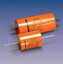 HT72 (axial) High Voltage Capacitors