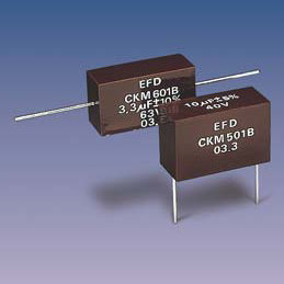 KM601.(T) - KM60.(T (axial) Metallized Polycarbonate capacitors