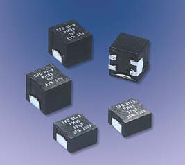 PM95 (SMDl) Metallized Polyester capacitors
