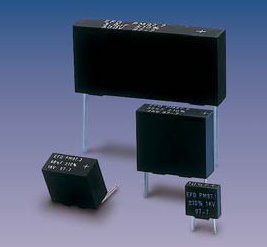 PM99 (radiall) Metallized Polyester capacitors