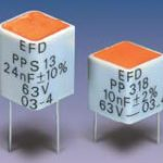 PPS13 (radial) Polypropylene Film-Foil Capacitors