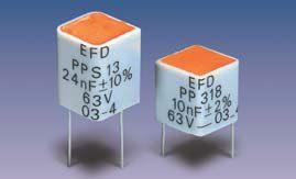 PP318 (radial) Polypropylene Film-Foil Capacitors