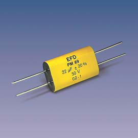 PM89 (axial) Film capacitors for SMPS