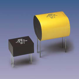 PM89R (radial) Film capacitors for SMPS