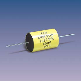 KM21.(T) (axial) Metallized Polycarbonate capacitors