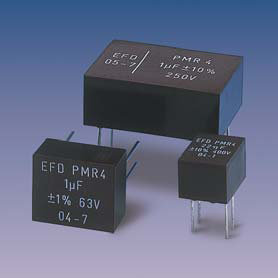 PMR4.(T) (radial) Metallized Polycarbonate capacitors