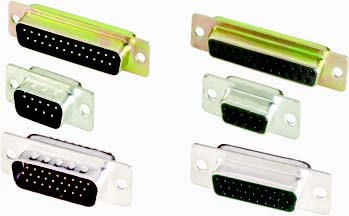 D Series Solder D-Sub Connectors
