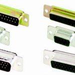 D3 Series High Density Solder D-Sub Connectors