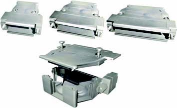 D-Sub Covers CMP3 Series (3 Way Exit)