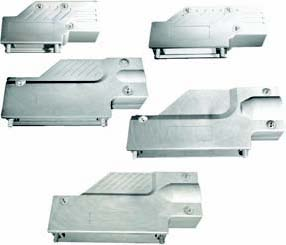 D-Sub Covers CMR Series (90° Exit)