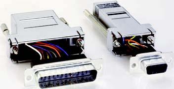 RS232 Modular Adaptors 120 Series