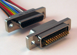 Micro-D Connector Series
