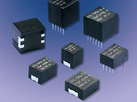 PHM912N (DIL) Film capacitors for HF SMPS