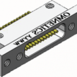 Panel Mount Bi-Lobe® Nano D Connectors